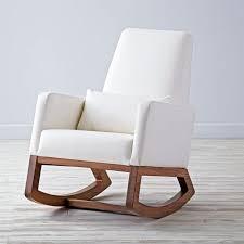 White Glider Rocking Nursery Chair Furniture Light Grey Glider Chair Yellow Nursery Glider Black And