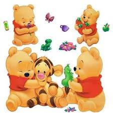 winnie the pooh wall stickers ebay