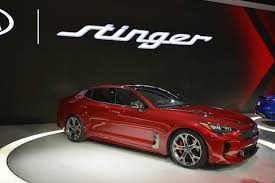 porsche stinger price report kia stinger diesel to debut at 2017 geneva motor show