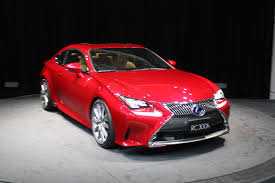 lexus rc modified 2015 lexus rc 2013 tokyo motor show live photos and video