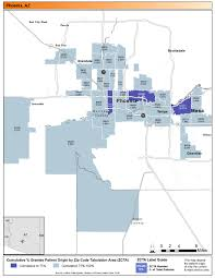 Map Of Phoenix Zip Codes by Fy 2018 Sac Service Area Announcement Table