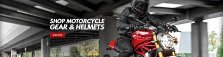 motorcycle gear home page