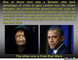 Emperor Palpatine Meme - obama and palpatine by toottoot15 meme center