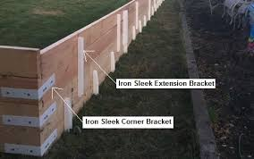 Making Backyard Ice Rink Backyard Rink Parts Iron Sleek
