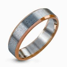 mens two tone wedding bands two tone wedding bands