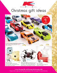 kmart gifts christmas catalogue 2015