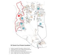Ucsc Map Contact And Directions Ucsc Hydrogeology Entrancing Map Uc Santa