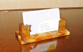 making a wooden business card holder youtube