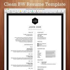 free resume templates for mac text edit textedit resume template