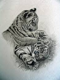 pictures of tiger tattoos tiger cubs pictures of tiger