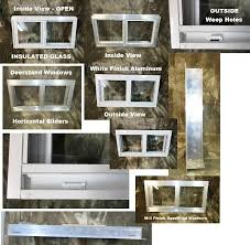 Sliding Deer Blind Windows Deer Blind Windows And Kits Bilt Best Window And Door Parts