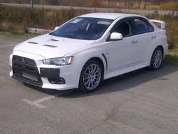 lancer evo 7 2010 mitsubishi lancer evolution information and photos