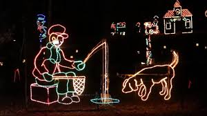 christmas lights huntsville al galaxy of lights botanical gardens in huntsville alabama youtube