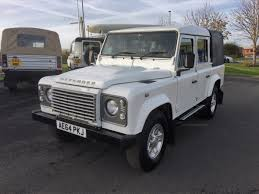 new land rover defender 2013 pvh landrovers north yorkshire landrover specialists