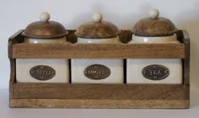 kitchen tea coffee sugar canisters country kitchen tea coffee and sugar canisters in rack tea