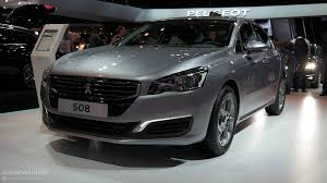 peugeot pars 2017 peugeot 508 sedan sw and rxh updated for the paris motor show