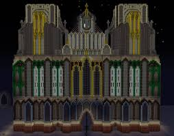 wells cathedral minecraft project