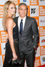 Image George Clooney & Stacy Keibler Picture