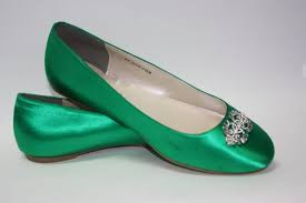 wedding shoes green wedding shoes emerald green flat wedding shoe ballet slipper