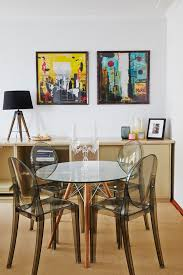 Dining Room Prints Small Dining Table Spaces Contemporary With Colourful