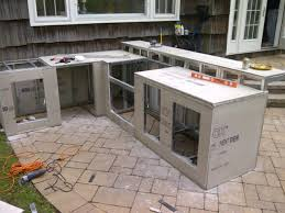 how to build a outdoor kitchen island fresh build outdoor kitchen frame throughout home de 10647