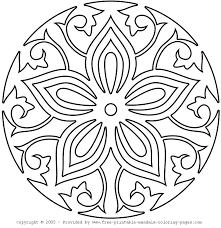 mandala monday mandala coloring free printable mandala