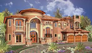 mediterranean house mediterranean luxury home plans with 5 or 6 bedrooms