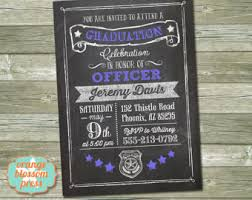 academy graduation invitations custom design invitations announcements and by orangeblossompress