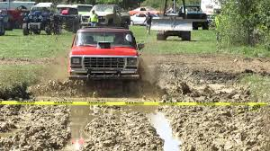 Old Ford Truck Gallery - 79 ford truck mudding at clio mud bog youtube