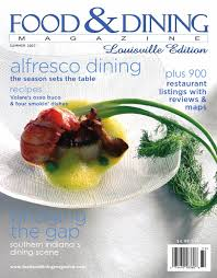 grille d a ation cuisine summer 2007 vol 17 by food dining magazine issuu
