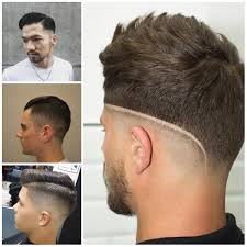 zero fade mens haircut updos for short hair