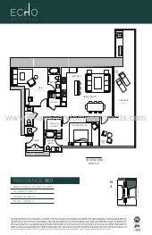 Echo Brickell Floor Plans Paramount Miami Worldcenter Floor Plans