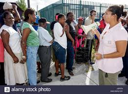 miami florida haiti thanksgiving turkey give away give away