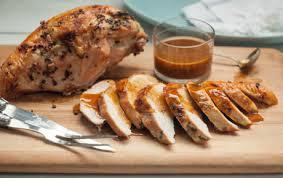 roast turkey breast with apple cider gravy whole foods market