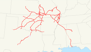 Map St Louis File St Louis San Francisco Railway System Map 1918 Svg