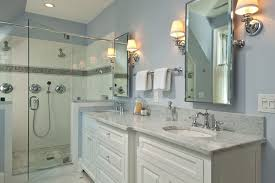 traditional bathroom mirror boston vanity light bar bathroom traditional with double lights