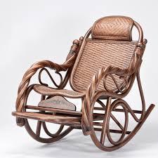 Aliexpresscom  Buy Natural Rattan Handmade Rocking Armchair - Design rocking chair