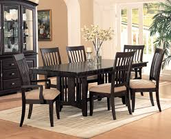 classic dining room tables cappuccino finish classic dining room furniture
