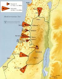 Map Of Syria And Israel by Defensible Borders To Ensure Israel U0027s Future