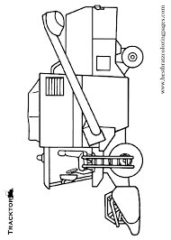 free printable tractor coloring pages for kids coloring pages
