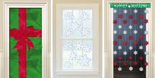 door decorations christmas door decorations door curtains christmas window