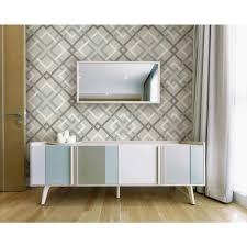 peel and stick wallpaper reviews nuwallpaper grey and white brick peel and stick wallpaper nu1653