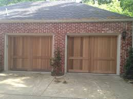 Overhead Doors Dallas by Premier Entry Systems The Scary Truth About Cedar Overlay Garage