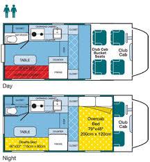 c trailer floor plans floor plans for truck cers images floor plans cers small