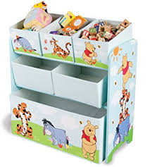 Winnie The Pooh Rug Uk Disney Winnie The Pooh Multi Bin Toy Organizer Amazon Co Uk Baby