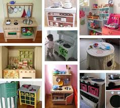 pretend kitchen furniture 85 best diy play kitchens images on play kitchens