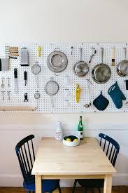 pegboard ideas kitchen kitchen small diy kitchen pegboard wall organize 20 smart diy