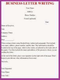 business writing letter choice image letter examples ideas