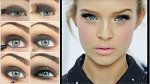 smokey eyes makeup for small eyes cat eye makeup