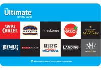 dining gift cards the ultimate dining card gift cards